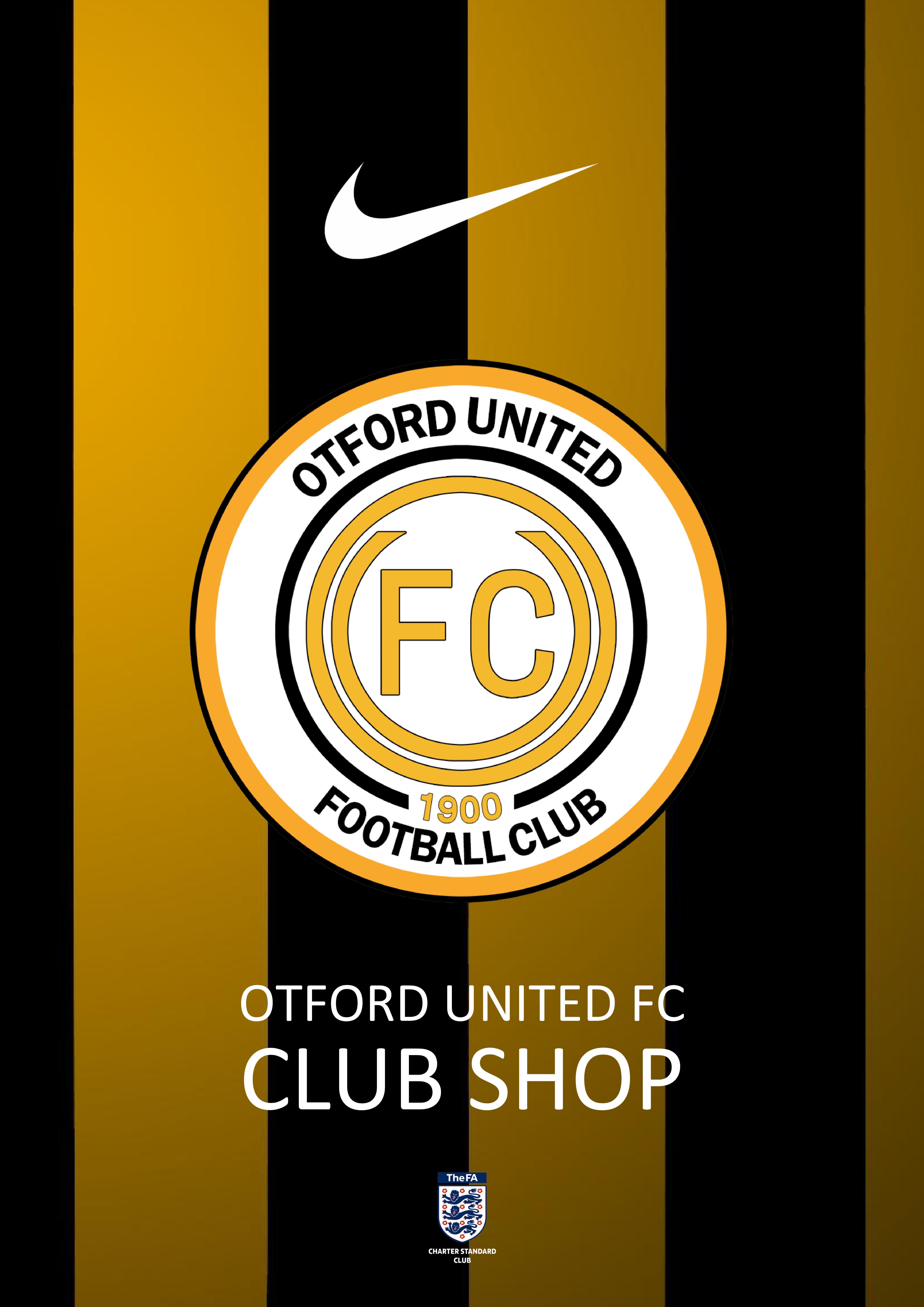 OUFC Club Shop 2019